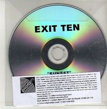 (CU465) Exit Ten, Sunset - 2012 DJ CD