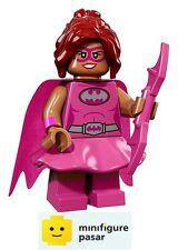 Lego 71017 The Batman Movie Minifigure : No 10 - Pink Power Batgirl - New