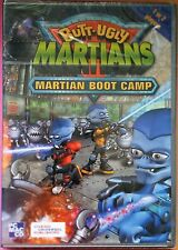 BUTT UGLY MARTIANS MARTIAN BOOT CAMP PC CD-ROM/MAC GAME brand new & sealed UK