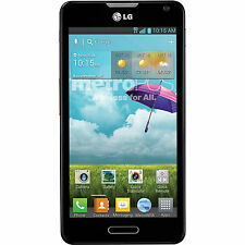 LG Optimus F6 D500 4GB Black GSM AT&T T-Mobile Unlocked Android Smartphone