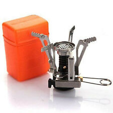 US STOCK - Backpacking Canister Stove Burner Camp Camping Outdoor Portable Mini