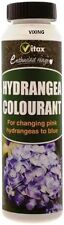 VITAX HYDRANGEA COLOURANT CHANGE PINK HYDRANGEAS TO BLUE 250G