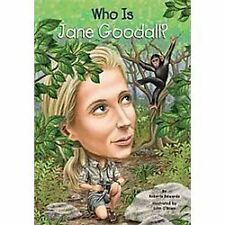 Who Is Jane Goodall? (Who Was...?), Edwards, Roberta, Acceptable Book