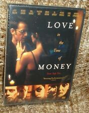 LOVE IN THE TIME OF MONEY DVD, NEW & SEALED, WITH STEVE BUSCEMI, ROSARIO DAWSON