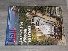 $$x Revue Rail Passion N°141 Cavalerie Bossloh  Le Mans  Baie de Somme  Espagne