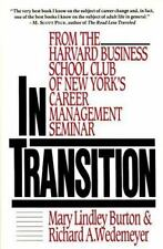 In Transition: From the Harvard Business School Club of New York's Career Manag