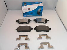 Mazda 2 1.3,1.4,1.5,1.6 Front Brake Pads Set 2007-2015 *OE QUALITY*