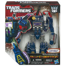 Transformers Generations -Voyager Soundwave (NEW) UK