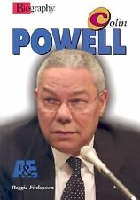 Colin Powell (Biography (Lerner Hardcover)) by Finlayson, Reggie