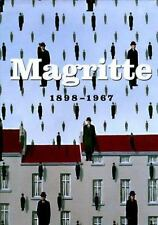 Magritte 1898-1967  Large Art Book Abrams Hardcover DJ