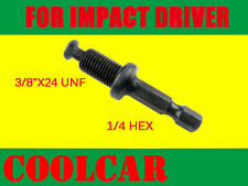 DRILL CHUCK 3/8 Hex ADAPTER & SCREW For Dewalt 18V DCF895N -XE DCF895-XE Tool OZ