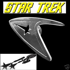 Star Trek Classic Original TV Series Command Logo Badge Metal Pin TNG DS9