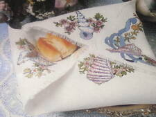 Something Special Shell Bread Cover Cross Stitch Kit SHELLS