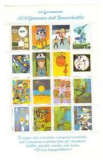 8003- Erinnofilo 1977 Giornata del Francobollo – foglio ** MNH