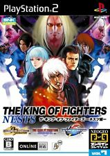 Used PS2 The King of Fighters Nests Japan Import