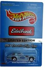 1997 Hot Wheels Edelbrock 1963 Corvette Sting Ray Limited Edition