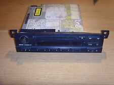 BMW 3 SERIES E46 BUSINESS CD/RADIO HEAD UNIT 65126900605