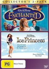 Enchanted / Ice Princess DVD