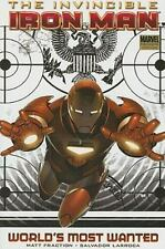 Invincible Iron Man Vol. 2: World's Most Wanted, Part 1