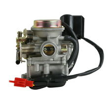 NEW 50cc SCOOTER Carb CARBURETOR ~ 4 stroke chinese GY6 139QMB engine moped SUNL