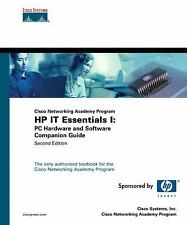 IT Essentials I: PC Hardware and Software Companion Guide (Cisco Netwo-ExLibrary