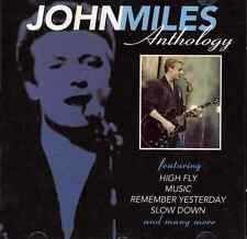 CD John Miles - Anthology - sehr gut - Music - Slow Down - High Fly - Time