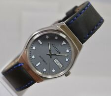 VINTAGE CITIZEN 21 JEWELS AUTOMATIC DAY AND DATE MEN WRIST WATCH COLLECTIBLE.