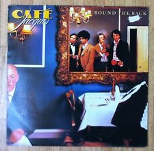 CAFE JACQUES Round The Back LP/DUTCH