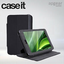 GENUINE CASE LOGIC FOLDING FOLIO CASE COVER STAND GOOGLE NEXUS 7 BLACK