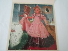 Vintage Madame Alexander Fancy Dress Doll Jigsaw Puzzle