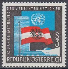 Österreich Austria 1965 ** Mi.1197 Vereinte Nationen UNO United Nations