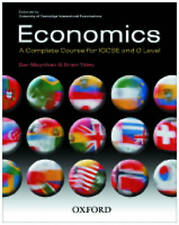 Economics: A Complete Course for IGCSE and O Level-ExLibrary