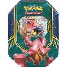 2016 Pokemon Fall Tin Battle Heart Volcanion EX NEW SEALED Hobby Box FREE SHIP!!