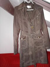 Trench coat/Imperméable femme TS/36