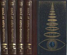 4 Tomes : Les O.V.N.I et les Extra-terrestres dans l'Histoire - Yves Naud