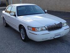 Mercury : Grand Marquis GS FULLY LOADED! LOW MILES! 1-ONWER! CLEAN CARFAX!