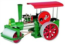 Wilesco D 365 Live Steam Engine Roller - See Video - Shipped from USA