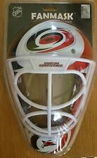 Carolina hurricanes lnh gardien gardien de but casque masque