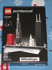 LEGO Architecture 21033 Chicago New