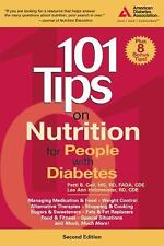 101 Tips on Nutrition for People with Diabetes (101 Tips Series)-ExLibrary