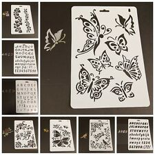 Children Drawing Painting Picture Template Stencils Kids Stationery Toys Random