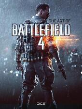 THE ART OF BATTLEFIELD 4 - MARTIN ROBINSON (HARDCOVER) NEW