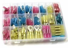 250 HEAT SHRINK WIRE CONNECTOR ASSORTMENT AUTOMOTIVE MARINE KIT Made In USA