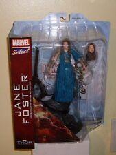 Jane Foster Action Figure Marvel Select Diamond Select Thor Dark World Avengers