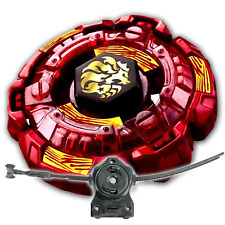 Beyblade Fang Leone Burning Claw Red Limited With LL2 Launcher and Rip Cord