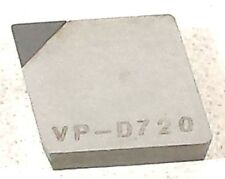 VALENITE CPG421F VP-D720 1/2X1/8 PCD TURNING CHIP BREAKER  INSERT