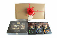 NO ADDED SUGAR LUXURY BELGIAN CHOCOLATE GIFT HAMPER SELECTION BOX DIABETIC