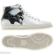 NIP~Adidas STAN SMITH 80s MID STAR WARS DARTH VADER Shoes superstar~Mens sz 10.5
