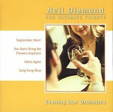 DAMAGED ARTWORK CD Evening Star Orchestra: Neil Diamond: The Ultimate Tribute