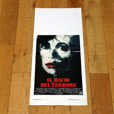 IL BACIO DEL TERRORE locandina poster The Kiss Kuzyk Salenger Pacula Red Lips